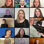 You Do Not Walk Alone - FCC Choral Ensemble, Directed by Lynn Staininger