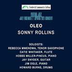 Oleo - FCC Jazz Ensemble 2 (Directed by Jordan Clawson)