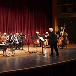 Pastoral Symphony - FCC String Ensemble (Directed by Lynn Fleming)