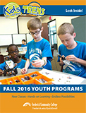 Youth Programs Brochure