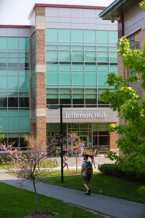 Jefferson Hall