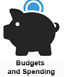 Budgets and spending