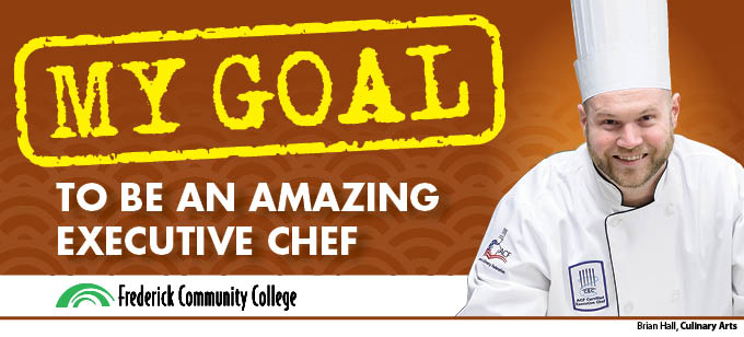 My Goal: To be an amazing executive chef