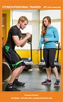 Personal Trainer Brochure