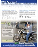 motorcycle course schedule