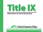 Title IX Information on Sexual Assault and Harassment