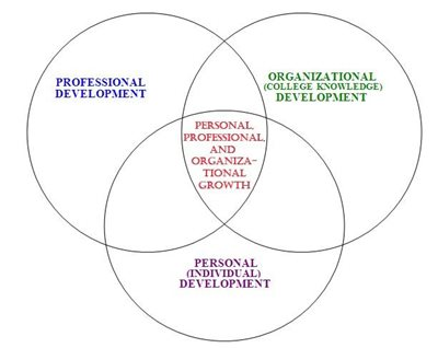Professional development Chart