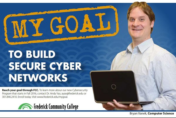 Bryan Vanek, Computer Science/Cybersecurity